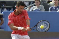 Coronavirus Djokovic Finds An Unusual Ally In Matic