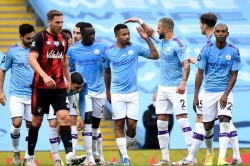Pep Guardiola Satisfied Gabriel Jesus Manchester City Form