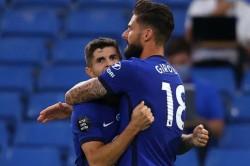 Lampard Pays Tribute To Match Winner Giroud