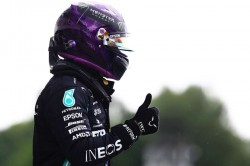 Hamilton Beats Bottas To Hungary Pole With Red Bull Off The Pace