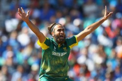 Disappointed Not To Have Played For Pakistan Imran Tahir