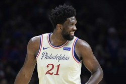 Coronavirus Embiid Brown 76ers Nba