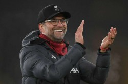 I Won T Copy Kenny And Make Reds Cameo Klopp Happy To Stay On Liverpool Touchline