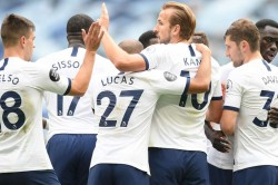 Tottenham 3 0 Leicester City Kane Hurts Foxes Top Four Ambitions