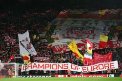 Liverpool To Lift Premier League Trophy On The Kop