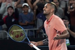 Kyrgios And Becker Trade Barbs With Each Other On Social Media