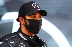 Hamilton After 90th F1 Pole I Just Have To Pinch Myself