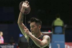 Badminton Great Lin Dan Announces Retirement