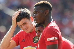 Paul Pogba Apologises Penalty Harry Maguire Man Utd No Excuses Leicester