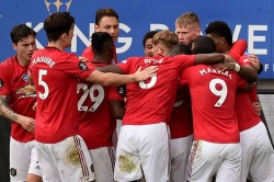 Premier League Man United Chelsea Seal Top Four Spots Watford Bournemouth Relegated