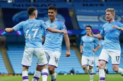 Manchester City Liverpool Match Report Champions League Kevin De Bruyne Raheem Sterling Phil Foden