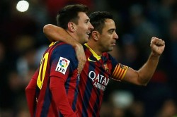 Xavi Sure Competitive Beast Messi Will Play 2022 World Cup Talks Barca Ambitions