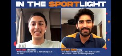 Watching Rathore On The Podium Inspired Me To Win Olympic Medal Says Boxer Vijender Singh