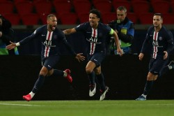 Psg Set For Le Havre Friendly Ahead Of Return
