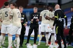 Man Utd Show Personality Champions League Race Says Ole Gunnar Solskjaer