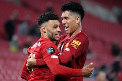 Liverpool Chelsea Champions Hold Win Seven Goal Anfield Thriller