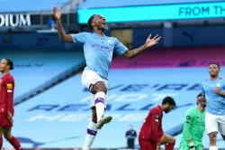 Raheem Sterling Manchester City Liverpool Premer League