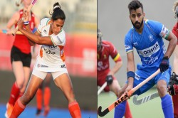 We Are On Track To Make Our Country Proud In Tokyo Manpreet Singh And Rani Rampal
