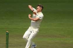 Curran Tested For Covid 19 After Withdrawing From England Warm Up