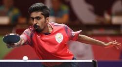 Table Tennis Indian Paddler G Sathiyan Signs Polish Superliga Club Aims To Find Rhythm