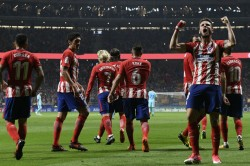 Atletico Madrid Hold Barcelona Despite Messi S 700th Goal