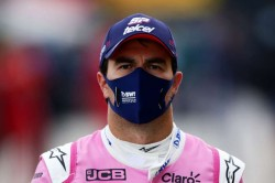 Racing Point S Sergio Perez Isolating After Inconclusive Covid 19 Test