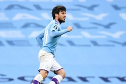 Manchester City 2 1 Bournemouth Silva And Jesus Nudge Cherries Closer To The Brink