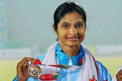 First Indian Athlete To Compete Amid Covid 19 Pandemic Srabani Aims For Second Olympics