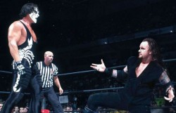 Undertaker Set For One More Match In Wwe As Sting Teases Last Ride