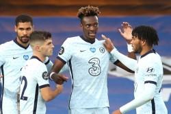 Crystal Palace 2 3 Chelsea Abraham Strike Proves Decisive In Selhurst Thriller