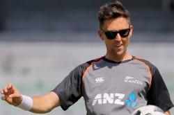 Unwell Trent Boult Skips New Zealand Training Session