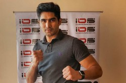 Vijender Singh Hopes For Resumption Of Boxing By October