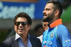 Virat Kohli Reveals Sachin Tendulkar Helped Him Turnaround Career Disastrous Tour To England