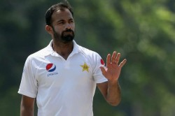 Wahab Riaz Pakistan Squad England Tests