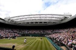 Wimbledon Donates Strawberries To Health Workers