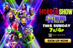 Wwe Extreme Rules 2020 Match Card Date Start Time And Where To Watch