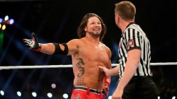 Aj Styles To Face Former Ufc Star At Wwe Extreme Rules