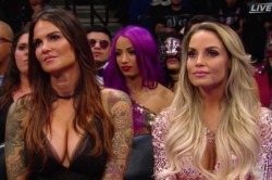 Summerslam Challenge Issued For Wwe Legends Trish Stratus And Lita