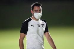 Coronavirus Al Sadd Coach Xavi Tests Positive