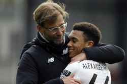Alexander Arnold Is Premier League S Young Player Of The Season