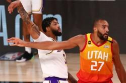 Anthony Davis La Lakers Nba Vanvleet Raptors Heat 76ers