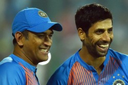 One Of The Best Mind Readers The Game Has Ever Seen Nehra Recalls Playing With And Under Dhoni