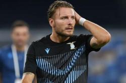 Ciro Immobile Signs New Five Year Lazio Contract