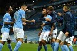 Manchester City 2 1 Real Madrid 4 2 Aggregate Sterling Jesus Seal Quarter Final Spot