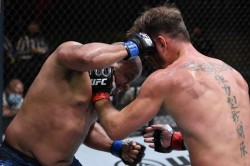 Daniel Cormier Blinded One Eye Stipe Miocic Loss Ufc