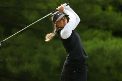 Womens British Open Holmqvist Leads Royal Troon