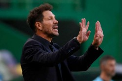 Diego Simeone Congratulations Rb Leipzig Atletico Madrid Out Champions League Fairly