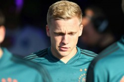 Van De Beek Ajax Man Utd Transfer News
