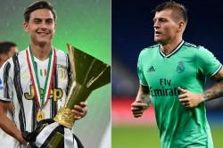 Rumour Has It Real Madrid Kroos Isco Juventus Dybala
