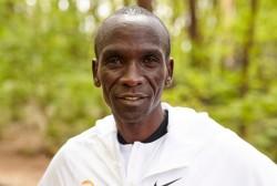 Olympic Marathon Champion Eliud Kipchoge Joins Sunfeast India Run As One Movement As Ambassador